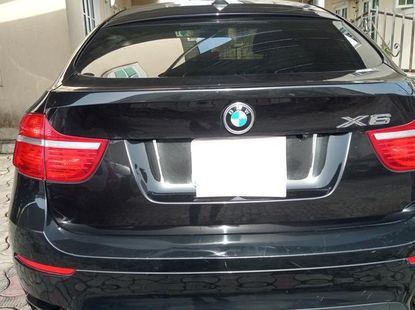 Domestic Used BMW X6 2008 Black for sale