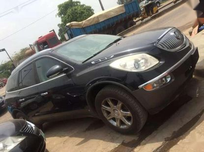 Tokunbor Buick Enclave 2007 Black for sale