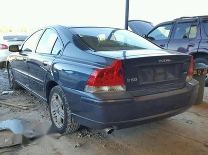Volvo S60 2007 2.5T Blue for sale
