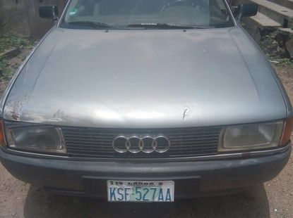 Audi 80 1999 Gray for sale