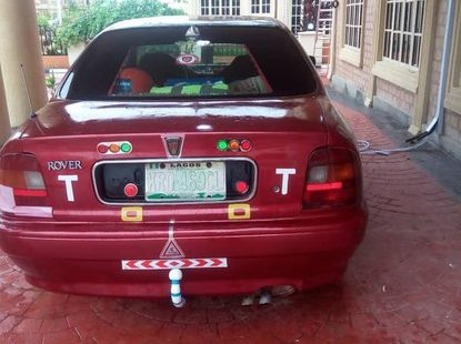 Rover 620i 2000 Red for sale
