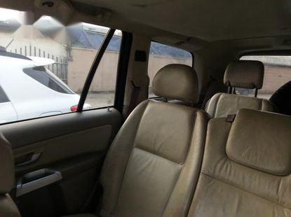 Archive: Volvo XC90 2003 for sale