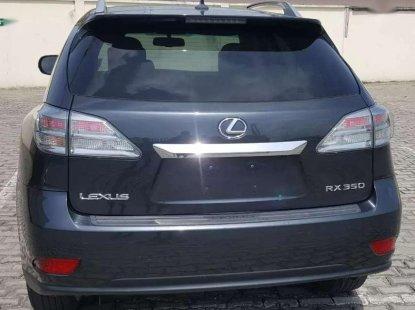 Blue Lexus RX350 SUV for sale