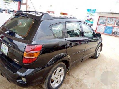 Pontiac Vibe 2004 Black for sale