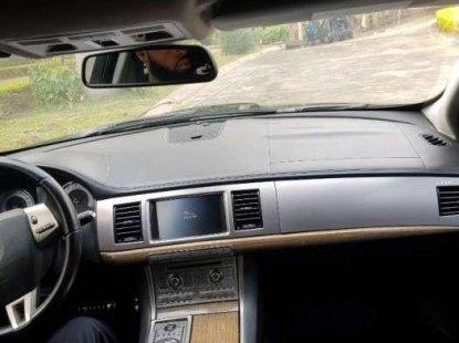 Black Automatic Jaguar XF 2012 for sale