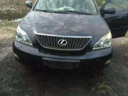 2005 Green Lexus Rx330 for sale