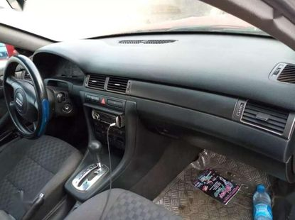 Registered Audi A6 2003 Red for sale