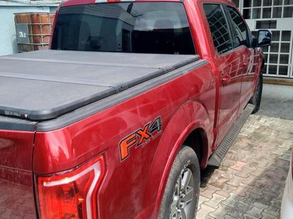 New Ford F150 XLT 2016 Red for sale