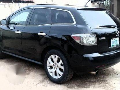 Mazda CX-7 Grand Touring 4WD 2008 Black for sale