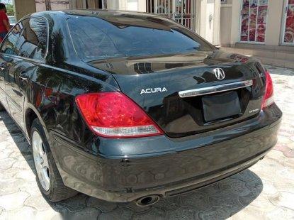 Acura RL 2008 Black for sale