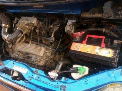Suzuki Wagon 2000 Blue for sale