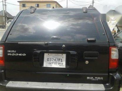 Isuzu Rodeo 2004 Black for sale