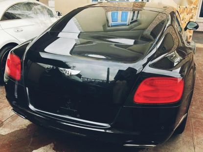 Bentley Continental 2013 Black for sale