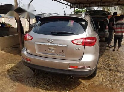 Infiniti EX 2008 Gold for sale