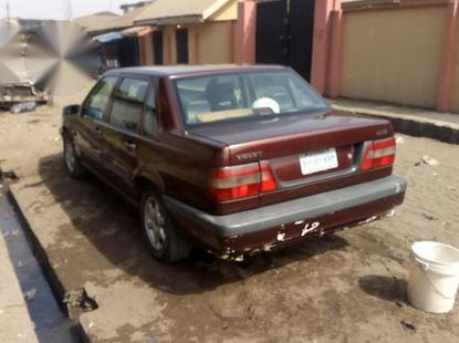 Volvo 850 1999 Red for sale
