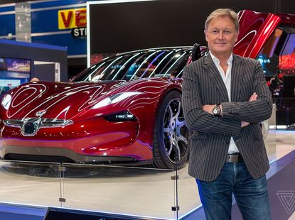 Fisker promises cheaper electric cars, competing directly with Tesla