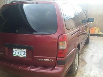 Chevrolet Venture 2004 Red for sale