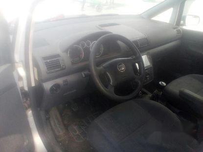 Seat Alhambra 2003 Silver for sale