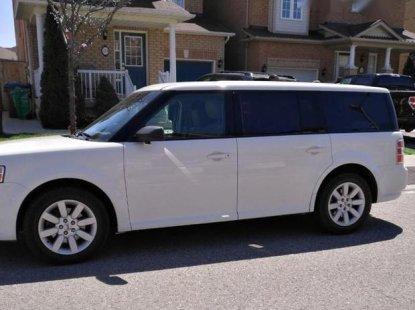 Ford Flex 2012 White for sale