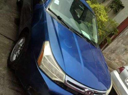Super Clean Blue Ford Focus 2010 for sale cheap