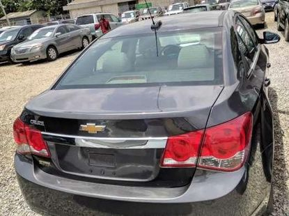 Super Clean Gray Chevrolet Cruze 2015 Tokunbo for sale cheap