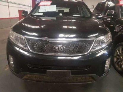 Kia sorento 2015 Black for sale