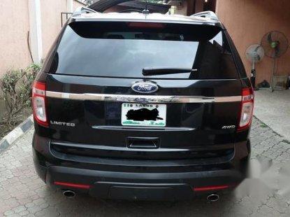 Ford Explorer 2012 Black for sale