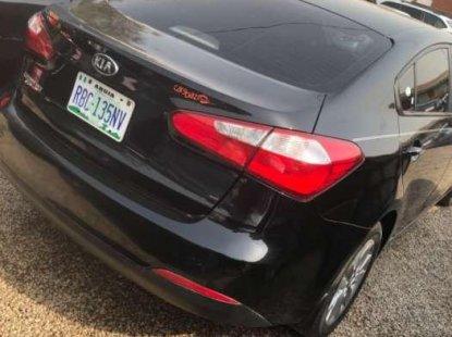 Kia cerato black for sale