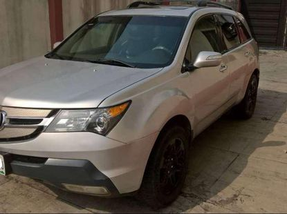 Like Tokunbo Acura MDX 2007 for sale