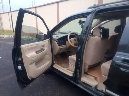 Mazda MPV 2002 Black for sale