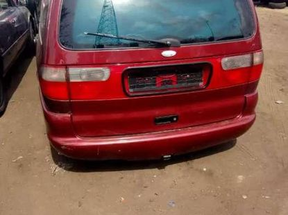 Ford Galaxy red for sale
