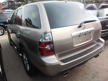Acura MDX 2006 Gold for sale