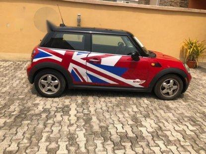 Mini Cooper 2009 Red for sale