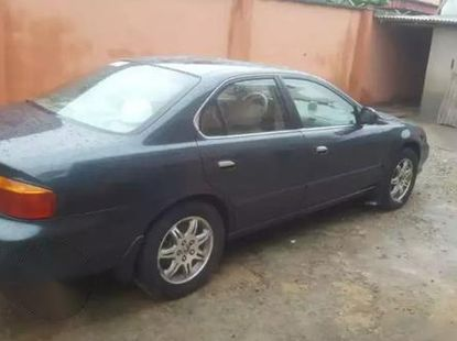 Acura TL 2000 Green for sale