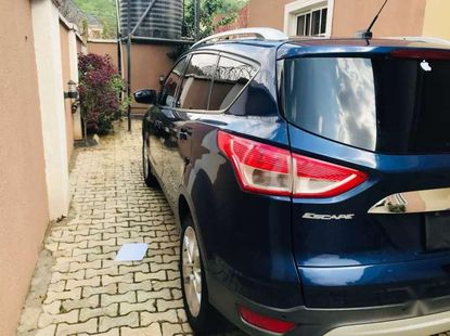 Ford Escape 2017 Blue for sale