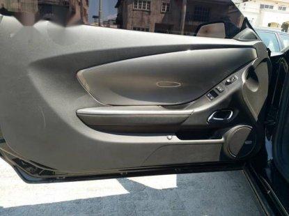 Clean Chevrolet Camaro 2015 Black