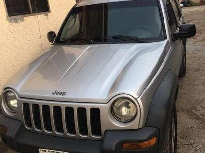 Jeep liberty sports 2003 for sale