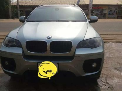 BMW X6 2011 model for sale