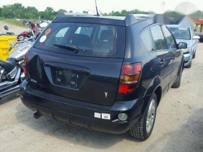 Pontiac Vibe 1.8 AWD 2005 Black for sale