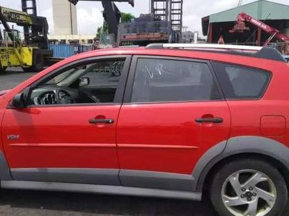 Tokunbo Pontiac Vibe 2003 Red for sale