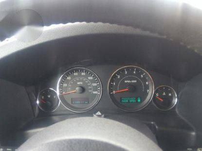 Jeep Commander 2008 Silver For Sale