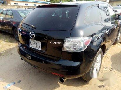 Mazda CX-7 2006 Black for sale