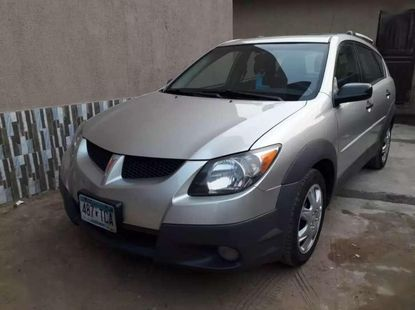 Pontiac Vibe (05) grey for sale