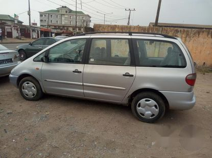 Ford Galaxy 2002 Silver for sale