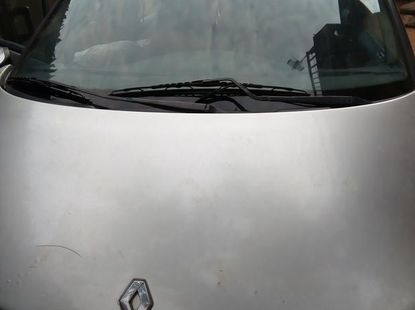 Renault Espace 2002 2.0 Silver for sale