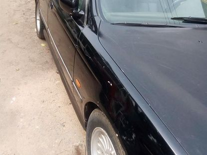 BMW 523i 2002 Black for sale