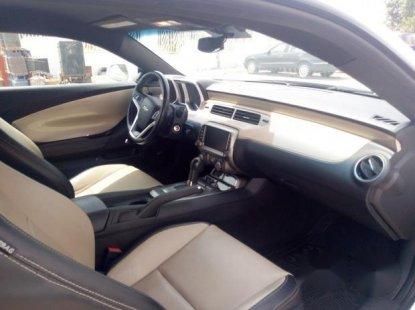 Chevrolet Camaro 2015 White for sale