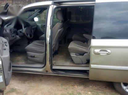 Dodge Caravan 2002 Gold for sale