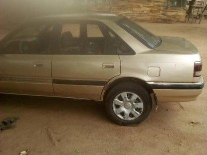 Mazda 626 1995 Gold for sale