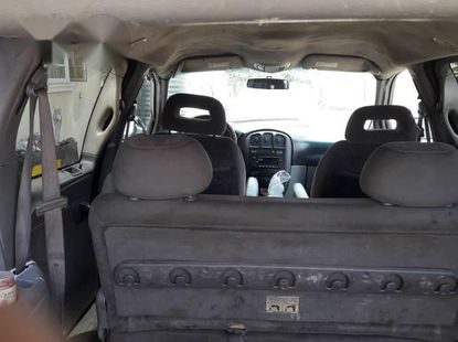 Dodge Caravan 2005 Black for sale